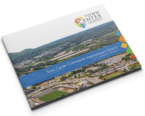 2015 Town Center CID Annual Report