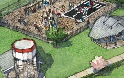 Town Center's Aviation Park and Bells Ferry Trailhead Projects Awarded