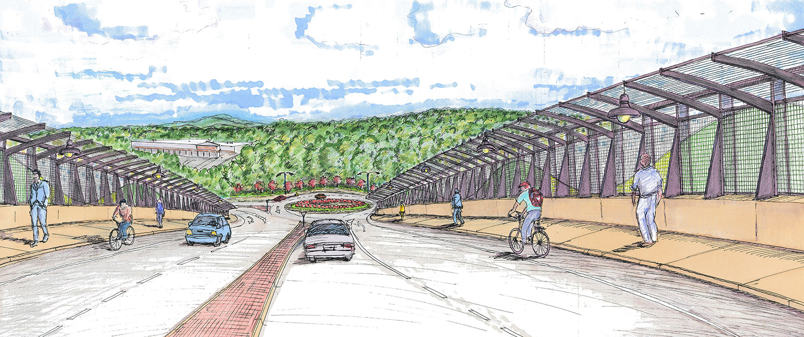 Town Center CID/Cobb County Receives $10.4M Grant for Phase III of South Barrett Reliever