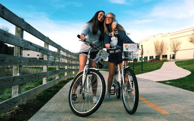 Bikeshares Connect People, Neighborhoods and Destinations