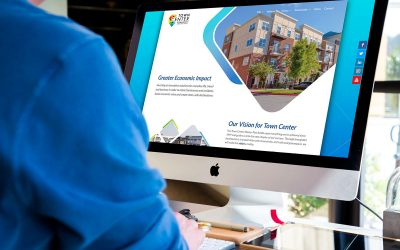 Town Center CID Launches New Website